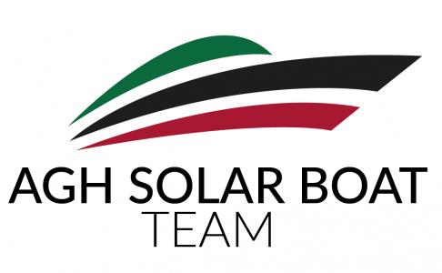Logo AGH Solar Boat
